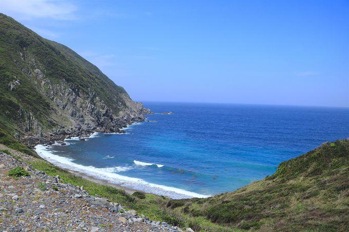 ダイナミックな大海原!五島の世界観を堪能できる「ノコビ浦」