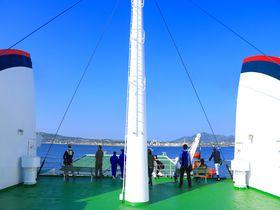 旅情満点の船旅を!下五島と上五島を結ぶ 五島間フェリーの魅力