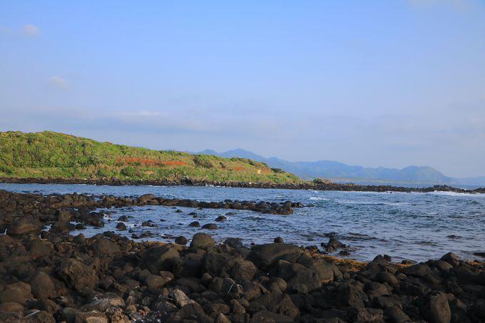 大海原広がる最果ての風景を駆け抜ける!福江島「三井楽半島」