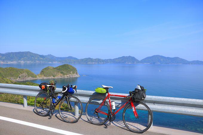 世界遺産の島へと続く!断崖と海が美しい中通島「上五島空港線」