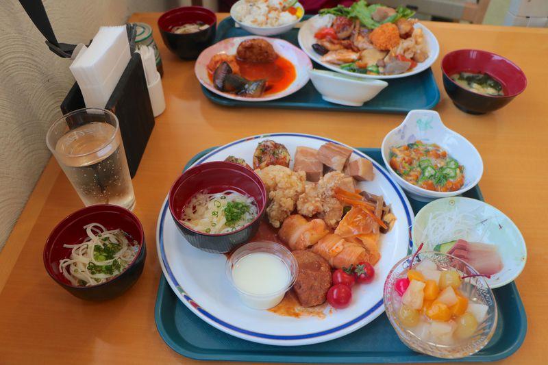 外海の味覚を堪能「レストラン ラ・メール」豪華ビュッフェ