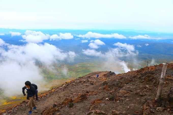圧倒的なスケールの紅葉と道央世界!「旭岳」の頂へ