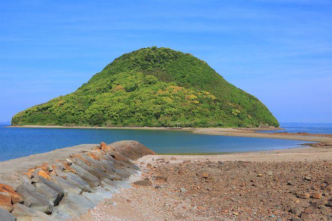 海と山が近接する「上天草」!素朴ながら美しい風景が特徴