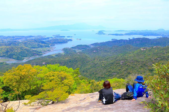 大スケールのパノラマと絶壁の山頂!「次郎丸嶽」に広がる絶景