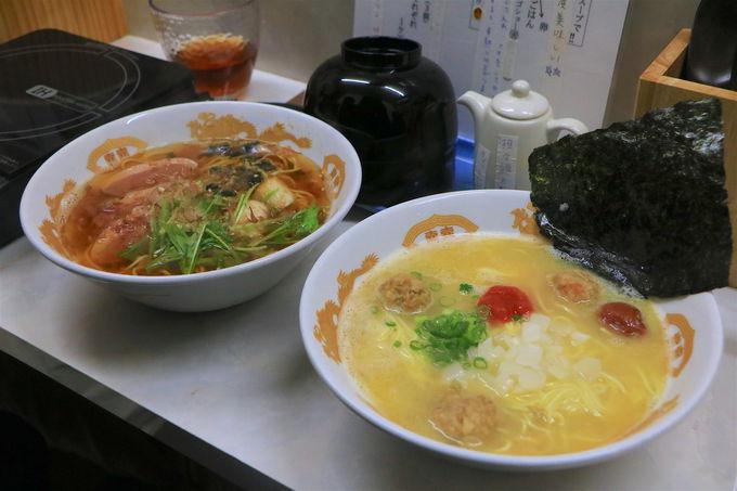 長崎なのに、新名物は鶏白湯ラーメン!?