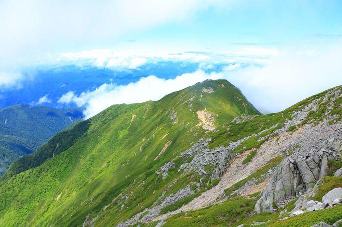 2.木曽駒ヶ岳