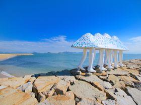 香川のビーチや海が楽しめるスポット8選