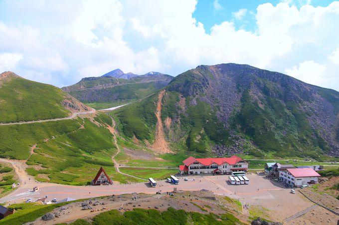 畳平から最も登りやすい!「魔王岳」に広がる絶景