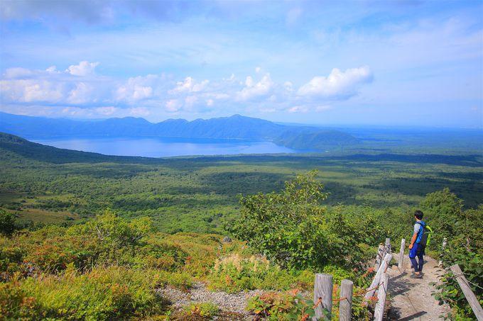 北海道らしさが凝縮!新百名山「樽前山」の山上世界