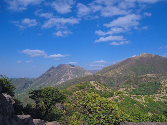 温泉山荘を起点に、野趣あふれる「くじゅう連山」の冒険を!