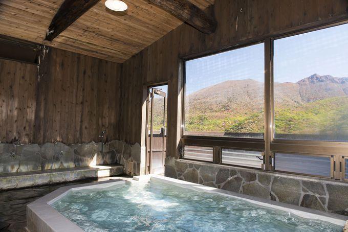 秘湯「法華院温泉山荘」に泊まって快適な山旅を