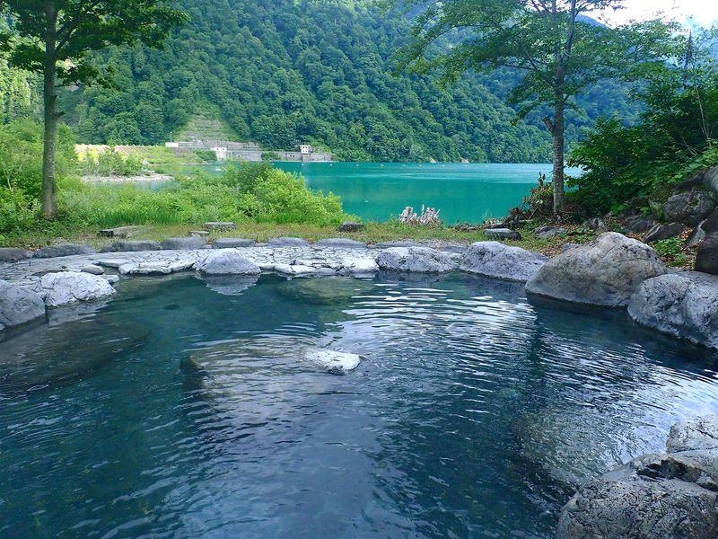 白山山麓は自然と人の営みが調和した癒しのエリア