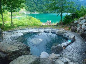 霊峰白山の麓に佇む秘湯!岐阜「大白川露天風呂」でパワーチャージ