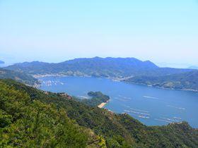 多島美を一望!江田島市「陀峯山」は瀬戸内屈指の絶景スポット