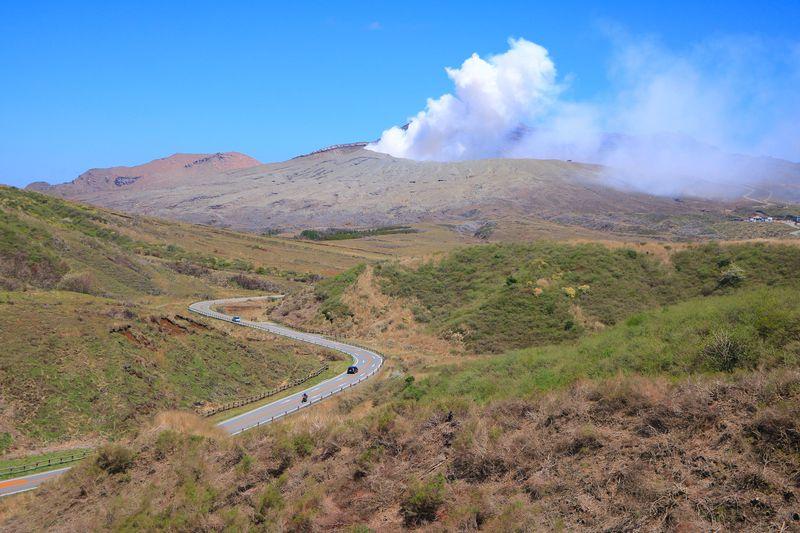 阿蘇山と周辺のおすすめ観光スポット10選!ドライブに鉄道も