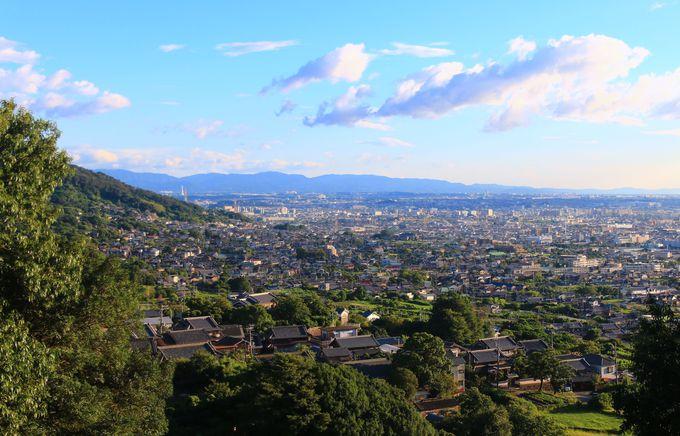 大阪から一番近い!生駒山系は大阪有数の展望スポット