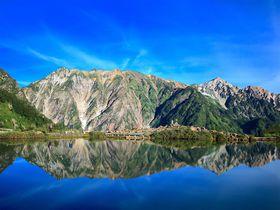 初めてのアルプスに!長野県白馬村「唐松岳」から眺める山岳絶景