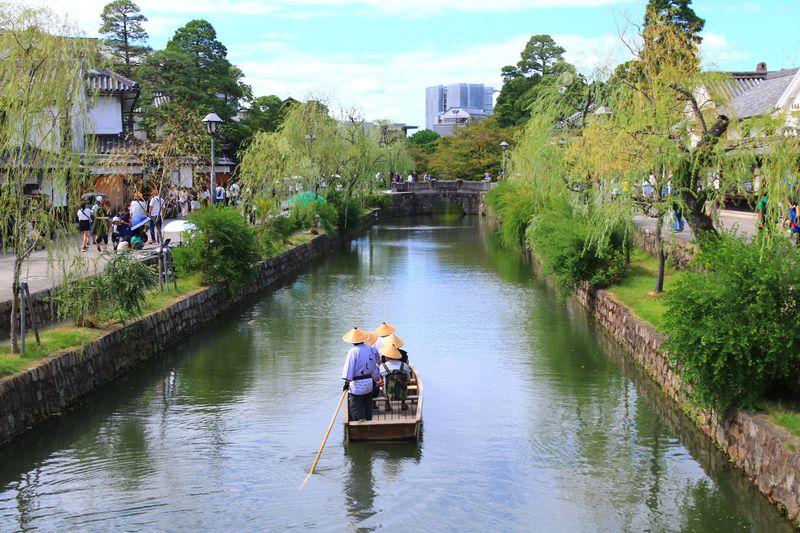 岡山を代表する観光名所「倉敷美観地区」の楽しみ方