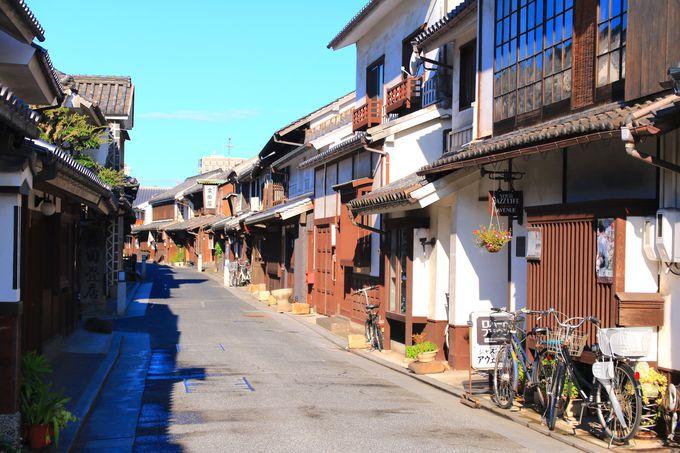 癒しの街並みが広がる「倉敷美観地区」!歩けば歩くほど魅力が沢山