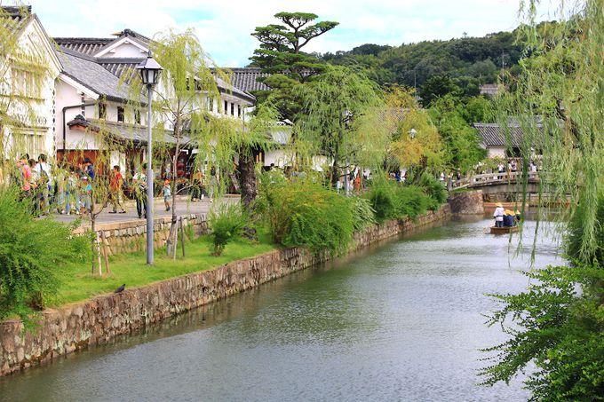 1日中楽しめる!「倉敷美観地区」は魅力がたくさん