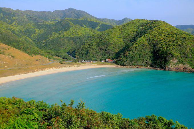五島の手つかずの自然を象徴!心洗われる美しい海