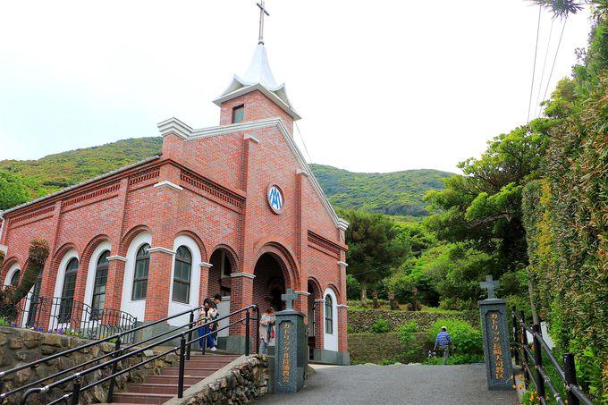 壮観な教会の数々!五島のキリシタン文化を感じよう