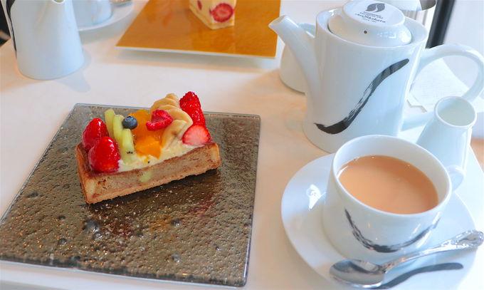 まるで宝石のよう!「シェ・シバタ」が生み出す絶品ケーキ