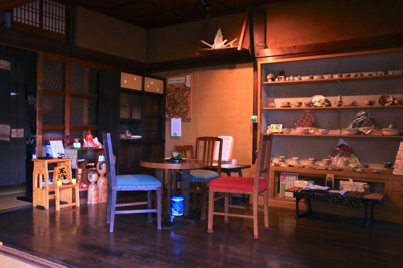 活気と癒しが共存!焼き物の町・瀬戸のカフェ「古民家 久米邸」