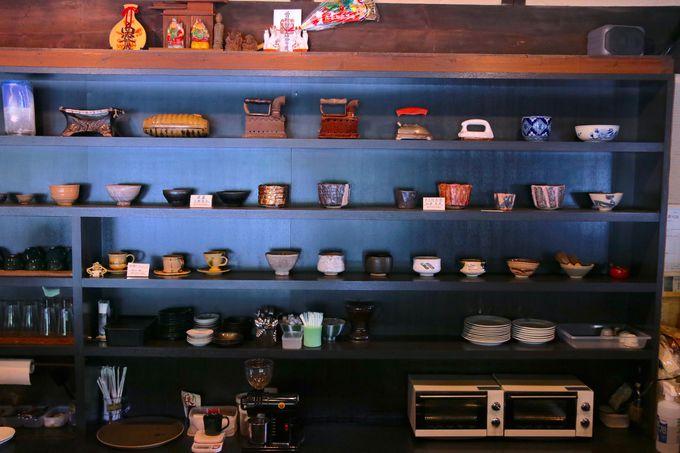 焼き物の情緒に触れる!瀬戸の古民家カフェの楽しみ方