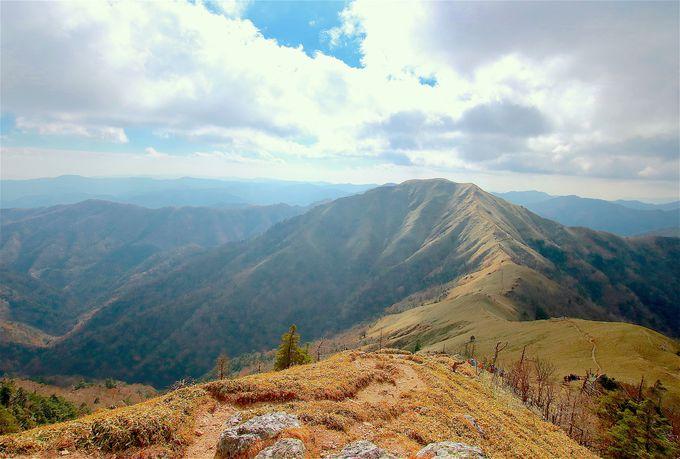 手軽にどっぷりと山に浸れる百名山「剣山」