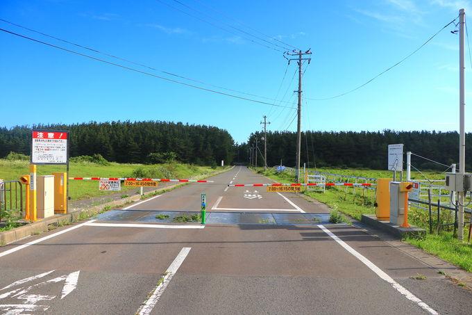 日本百名道にも選出!絶景の「尻屋崎道路」を堪能