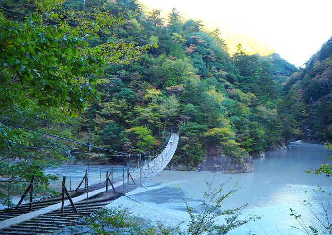静岡にこんな秘境が!?南アルプスに抱かれる渓谷地帯「オクシズ」