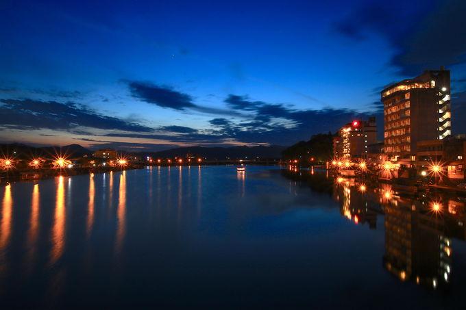 風光明媚な「日田」を感じよう!三隅川で酔い覚まし