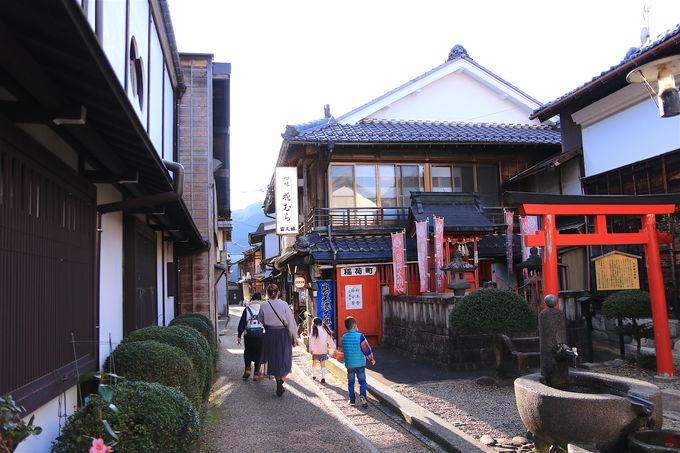 風光明媚な小京都!癒される景観が魅力の「郡上八幡」