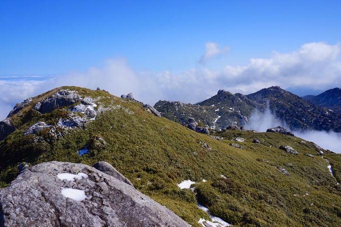 唯一無二の世界観!屋久島の頂が魅せる絶景