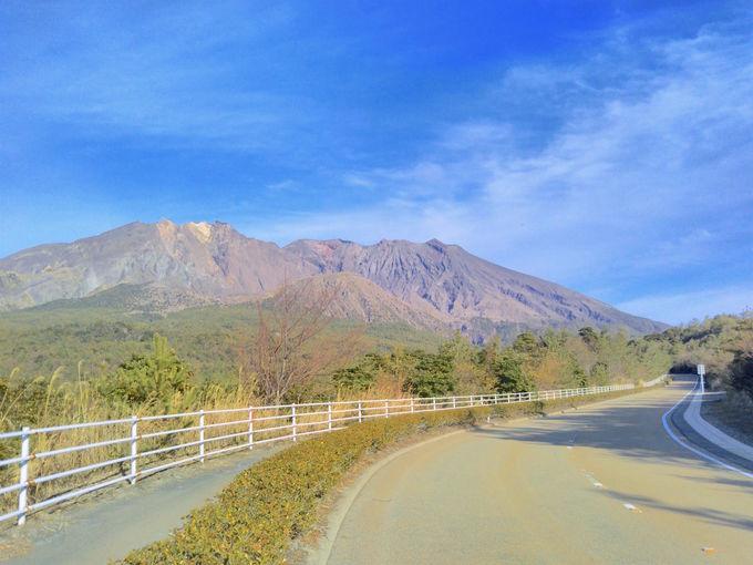 桜島展望道路の迫力が半端ない!火山の世界へ引き込まれる絶景道