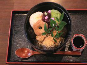 病みつきの甘さ!京都「一乗寺中谷」の和洋折衷絶品スイーツ