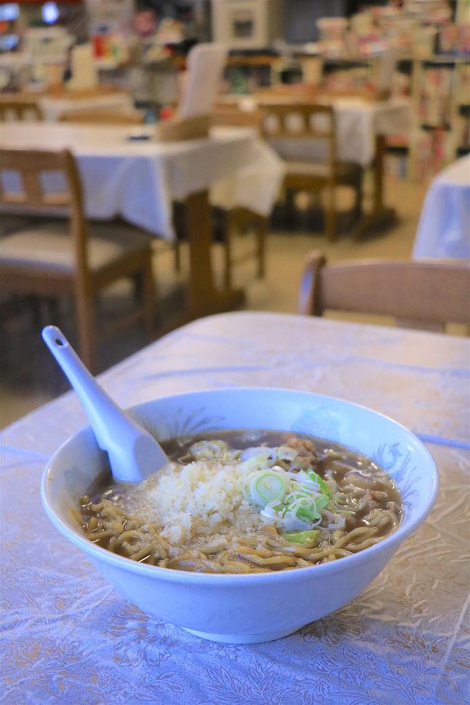 鶴の名湯で極楽!黒石名物「つゆ焼きそば」を食べよう