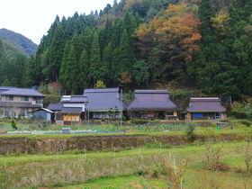 京都綾部「里山ゲストハウス クチュール」上林に息づく日本の原風景