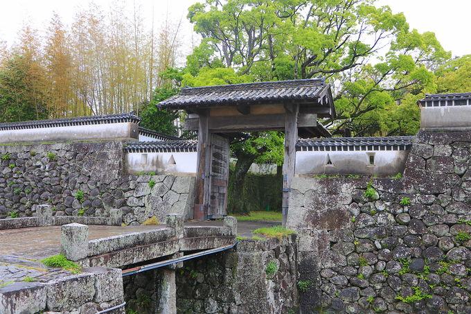 ハート型の石も!?福江の歴史を物語る「福江城」