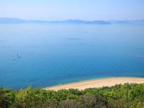 秘密にしたい穴場ビーチも!香川県「小豆島」海の絶景ベスト5