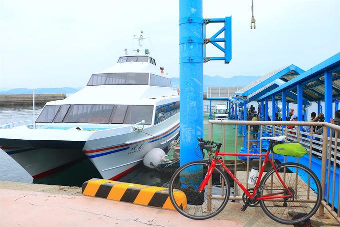 長崎から高速船で35分!長崎の離島「高島」へ
