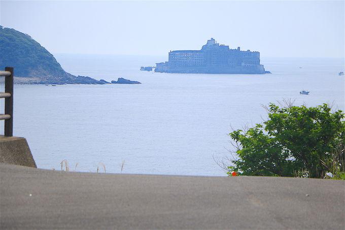 高島随一の名所「軍艦島が見える丘」へ!ラストは石炭資料館も