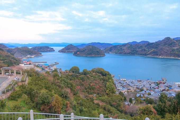 【午前】呉の絶景尽くし!安芸灘とびしま海道ドライブ