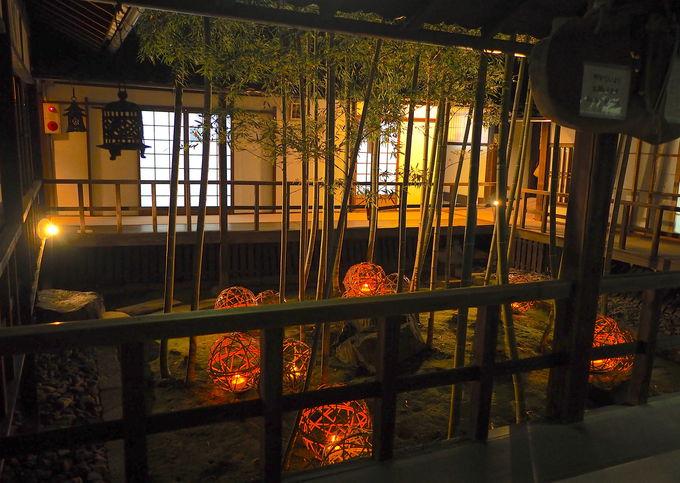 尾形光琳がモチーフも!「妙顕寺」三つの絶景庭園ライトアップ