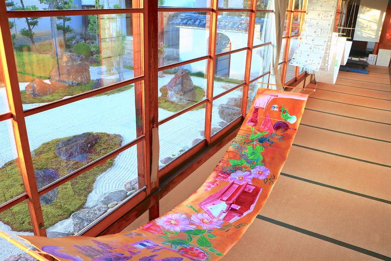 まるごと美術館!京都「妙蓮寺」アートに紡がれる上京区の世界 | 京都府 | LINEトラベルjp 旅行ガイド