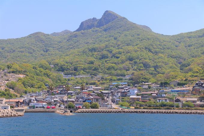 神戸・高松からの玄関口!見所で溢れる港町「坂手」&「草壁」