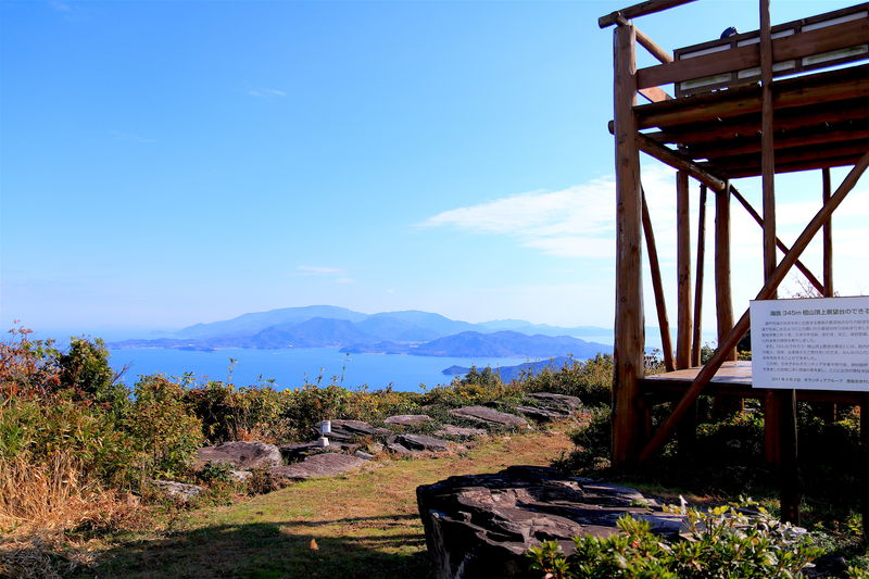 大パノラマの壇山展望台も!香川県「豊島」の絶景ポイント5選