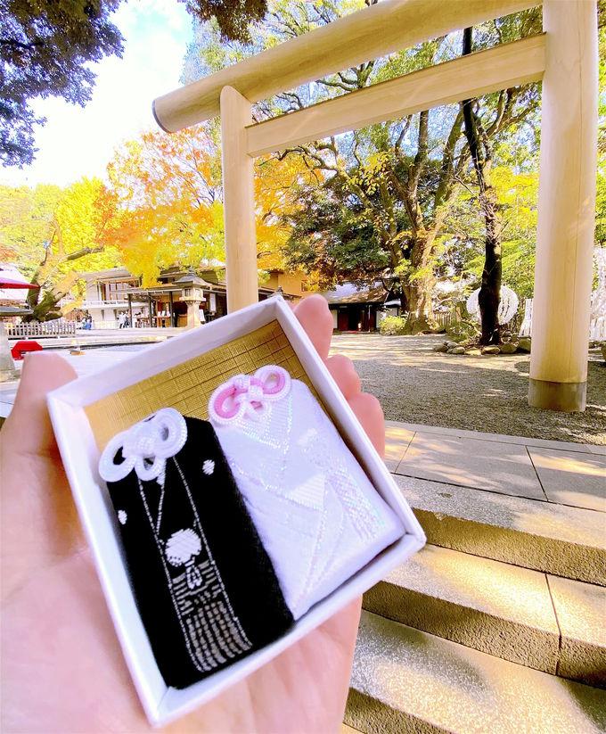 大切な人とゲットしたい!乃木神社の「よりそひ守」