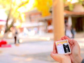 よりそひ守をゲット!東京「乃木神社」は夫婦円満パワースポット